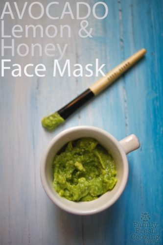 Avocado Face Mask Marla Meridith BO1V4232