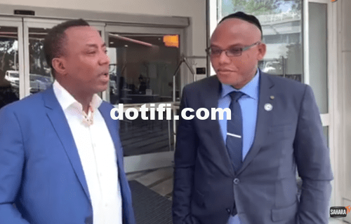 Coup ? Nigeria – Sowore Was Paid Millions of Dollars By