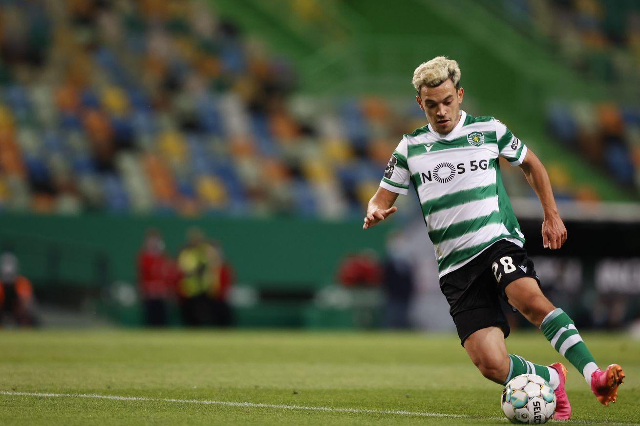 Sporting CP V Maritimo - Liga NOS